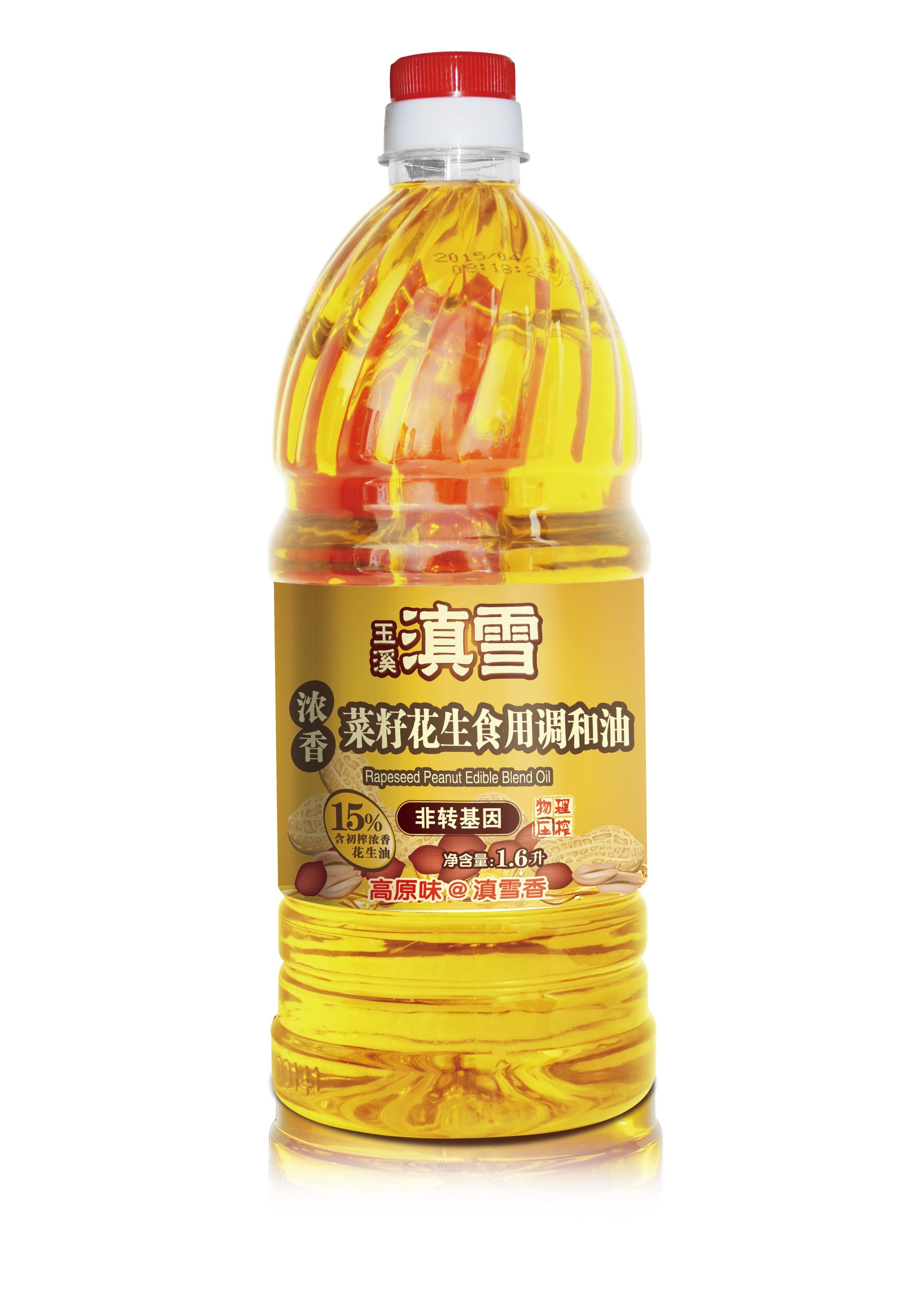 滇雪浓香菜籽花生食用调和油-160ml.jpg