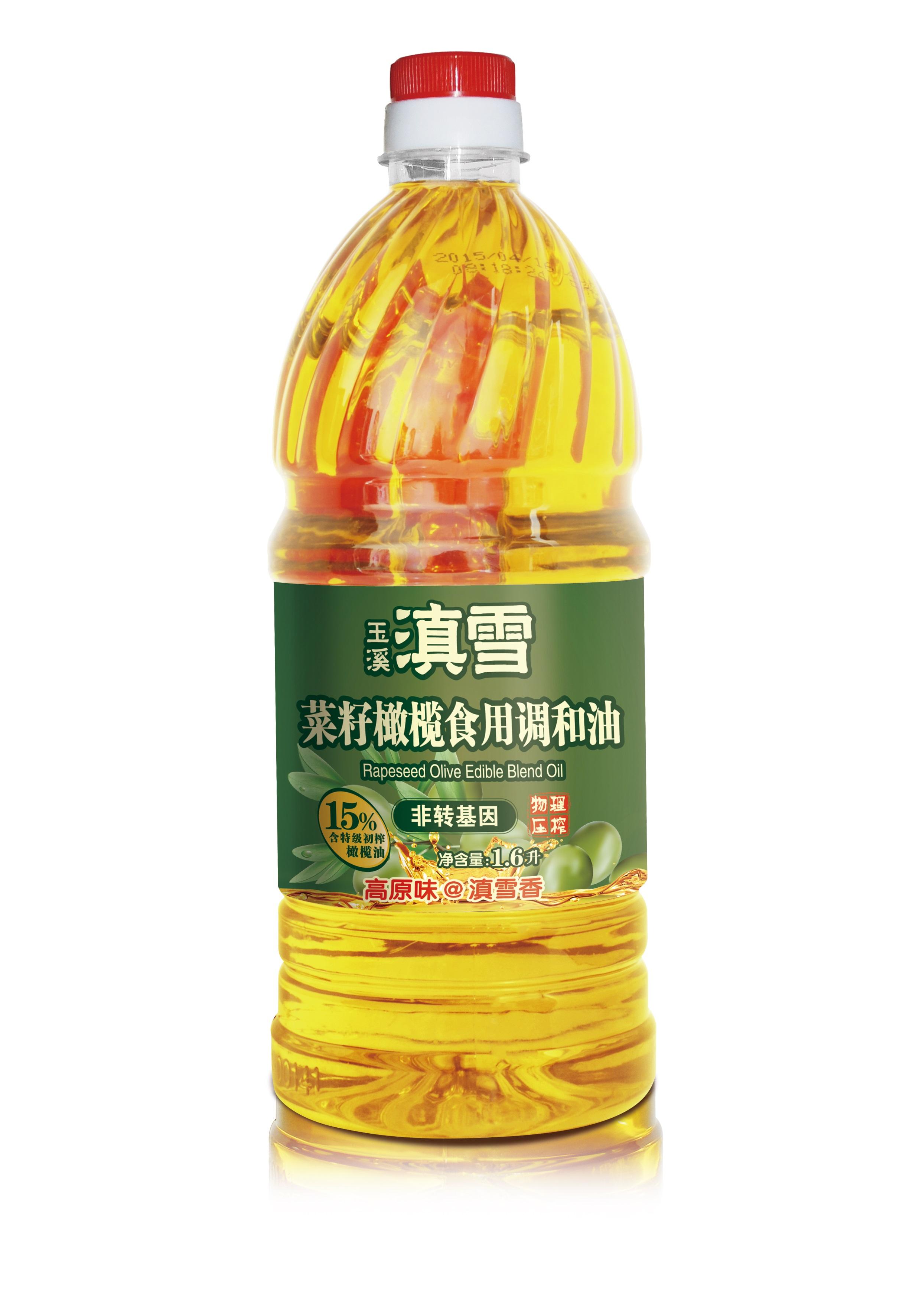 滇雪菜籽橄榄食用调和油-160ml.jpg